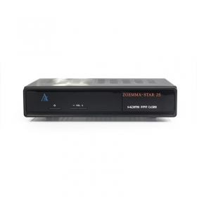 Zgemma Star S Satellite Receiver with DVB-S2 Tuner Enigma 2 Linux OS Zgemma-star S upgraded from cloud ibox2 plus se