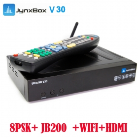 JYNXBOX ULTRA HD V30 BEST COMBO with WIFI,JB200 TURBO, FASTER SHIPPING JYNXBOX V30
